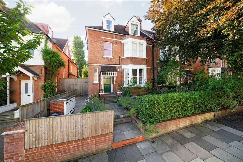 2 Bedrooms Apartment Flat for rent in Rusholme Road, Putney