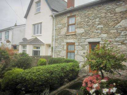 2 Bedrooms Terraced House for sale in St. Just, Penzance, Cornwall