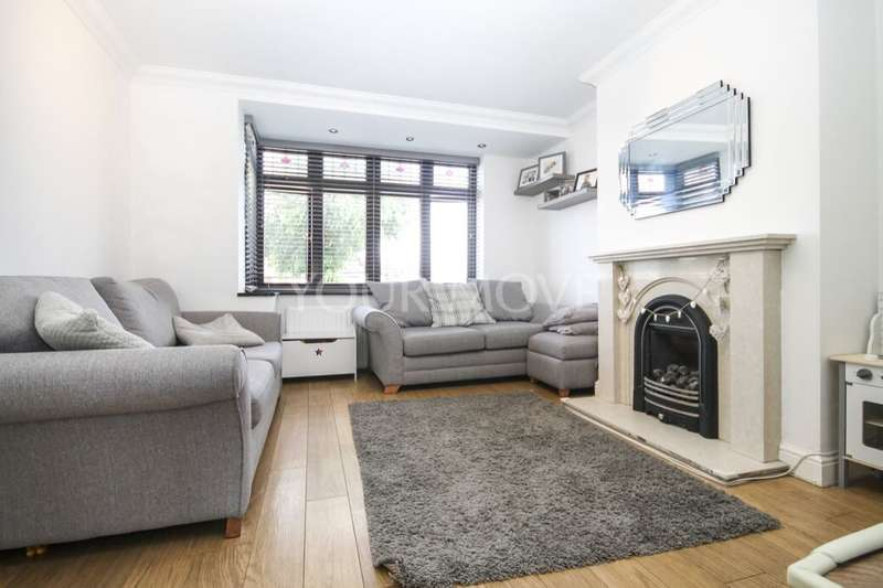 3 Bedrooms Property for sale in Havering Road, Romford, RM1