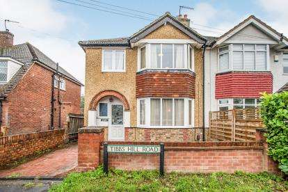 3 Bedrooms Semi Detached House for sale in Tibbs Hill Road, Abbots Langley, Hertfordshire, .