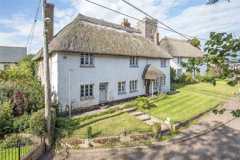 4 Bedrooms Detached House for sale in Payhembury, Honiton, East Devon, EX14
