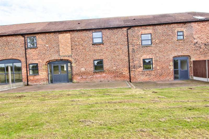 6 Bedrooms Barn Conversion Character Property for sale in The Granary, Gainsborough Road, North Wheatley, DN22 9BT