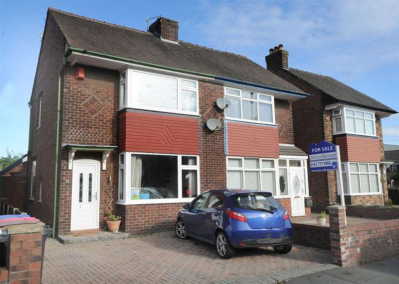 3 Bedrooms Semi Detached House for sale in 35 Moss Side Road, Cadishead M44 5JJ