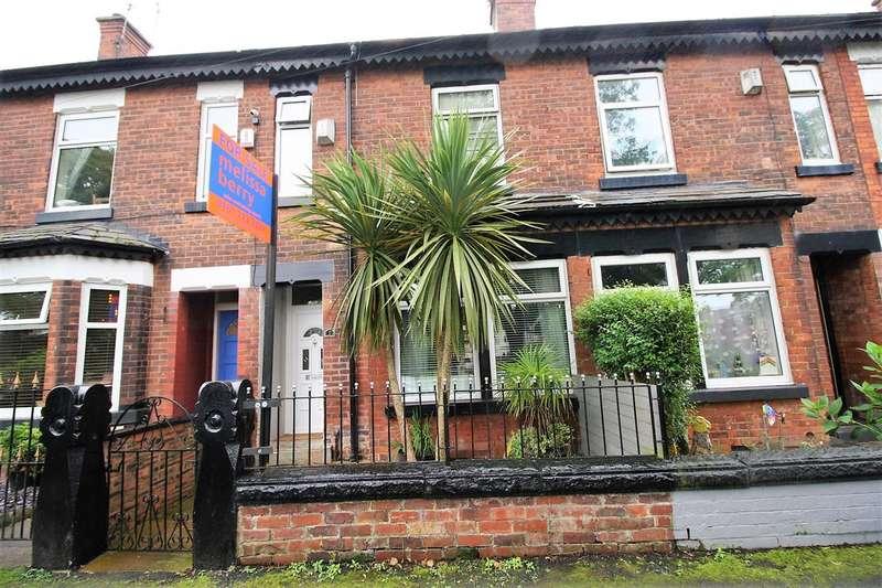 3 Bedrooms Terraced House for sale in Heaton Street, Prestwich