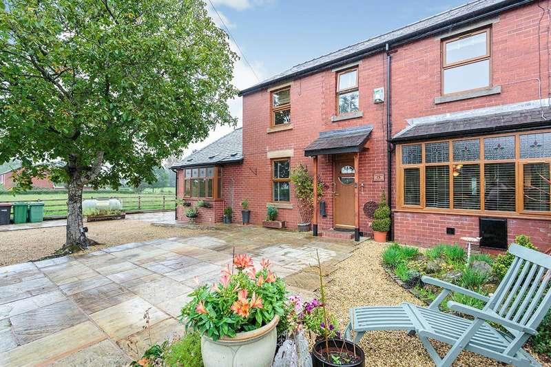 5 Bedrooms Semi Detached House for sale in School Lane, Winmarleigh, Preston, PR3