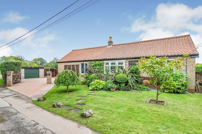 4 Bedrooms Detached Bungalow for sale in Woodhouse Lane, Belton, DN9