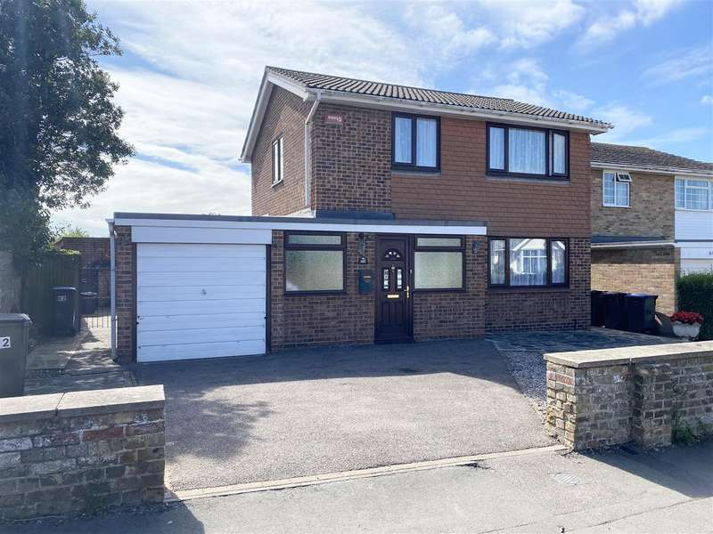 3 Bedrooms Detached House for sale in Downs Road, Ramsgate
