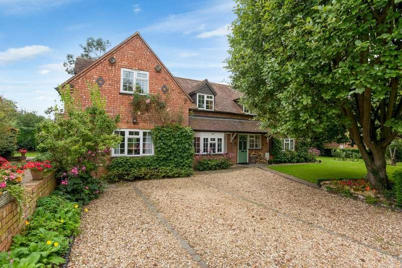 3 Bedrooms Detached House for sale in Snitterfield Road, Bearley, Stratford-upon-Avon
