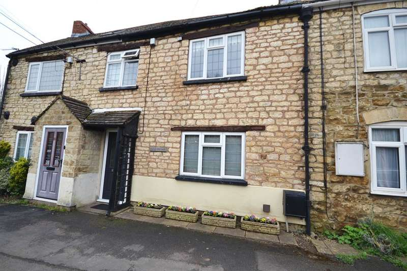 3 Bedrooms Terraced House for sale in High Street, Cam, Dursley, GL11 5LH