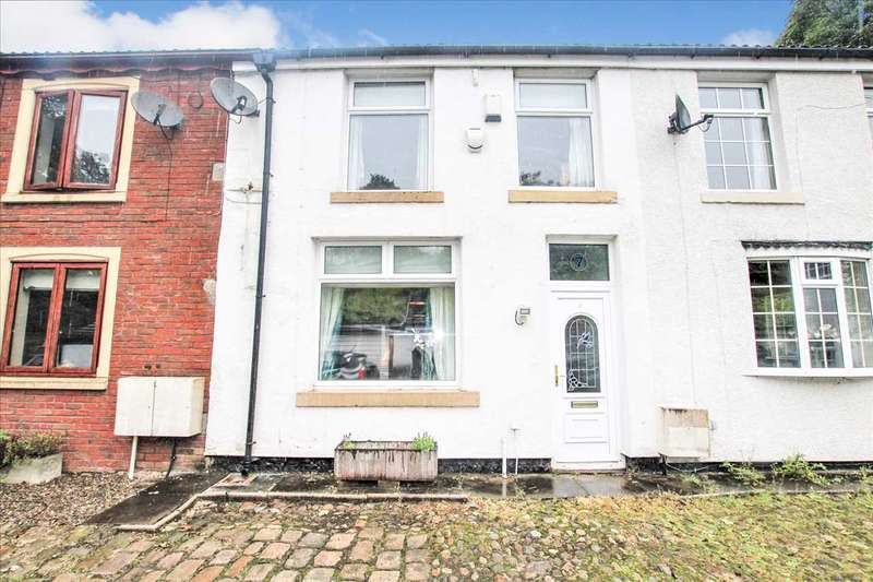 2 Bedrooms Terraced House for sale in Grove Cottages, Westhoughton