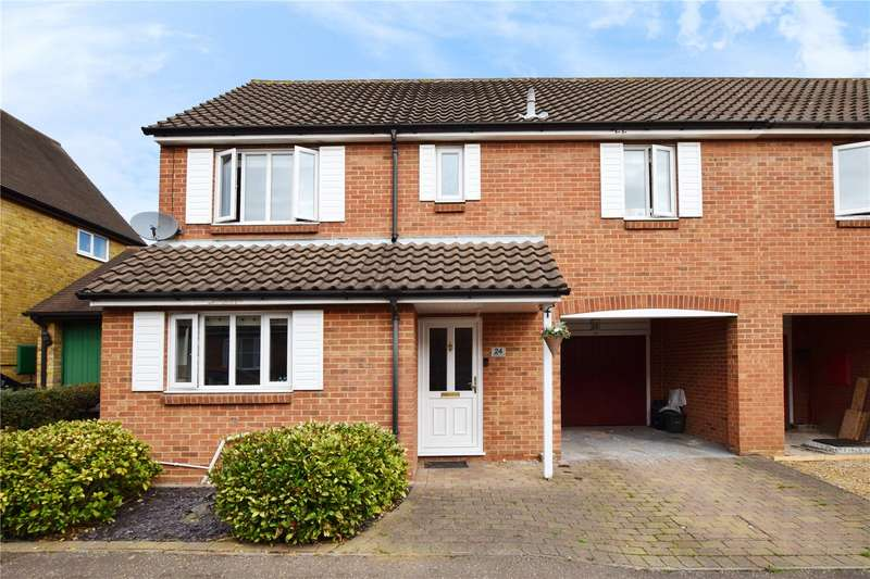 4 Bedrooms Semi Detached House for sale in Collingwood Road, South Woodham Ferrers, Chelmsford, Essex, CM3