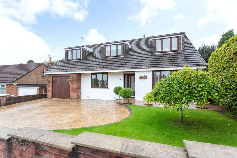 4 Bedrooms Detached House for sale in Kendal Road West, Ramsbottom, Bury, Greater Manchester, BL0