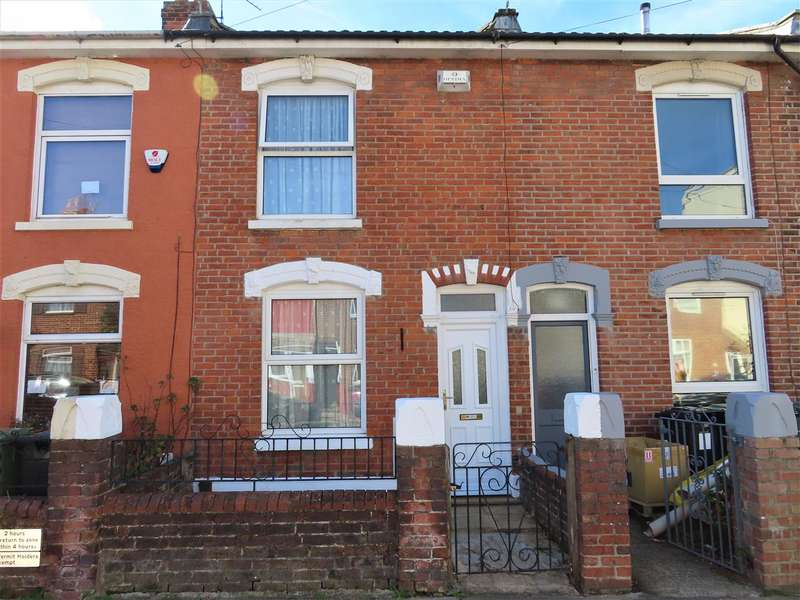 2 Bedrooms Terraced House for sale in Winstanley Road, Stamshaw, Portsmouth