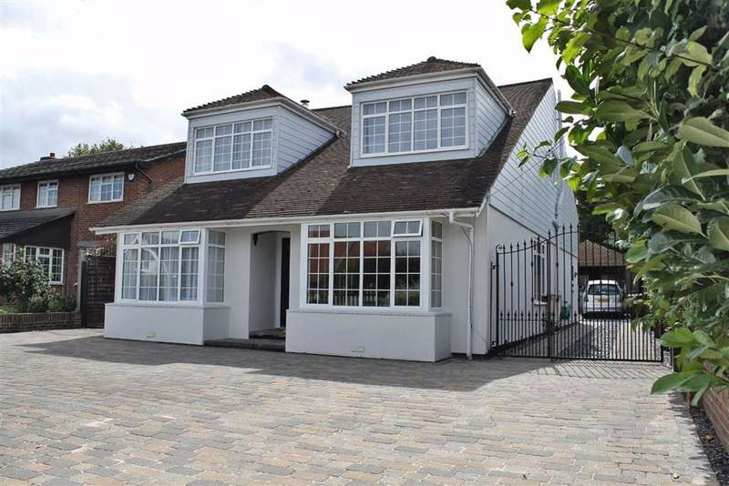 5 Bedrooms Detached Bungalow for sale in Johns Road, Meopham