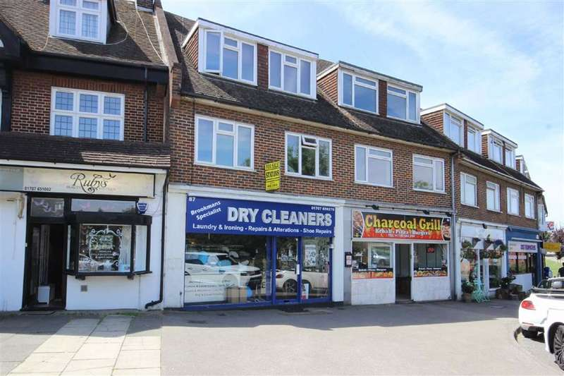 3 Bedrooms Apartment Flat for sale in Bradmore Green, Brookmans Park, Hertfordshire