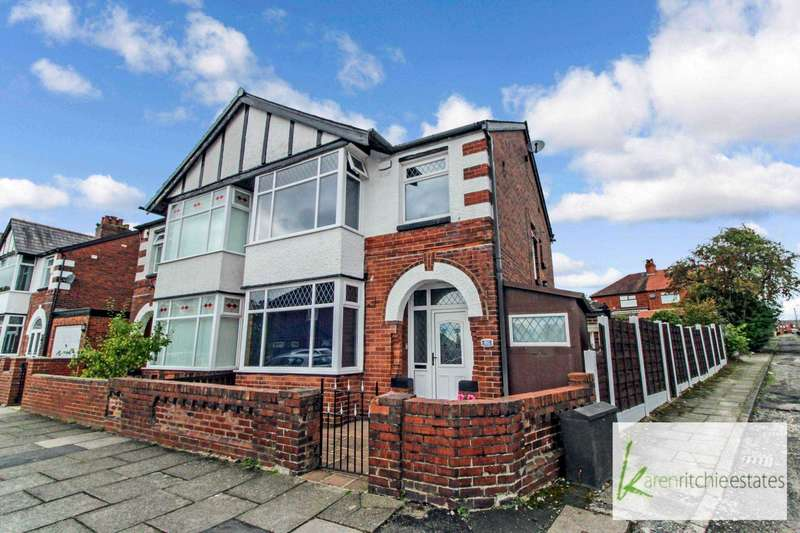 3 Bedrooms Semi Detached House for sale in Lowndes Street, Bolton