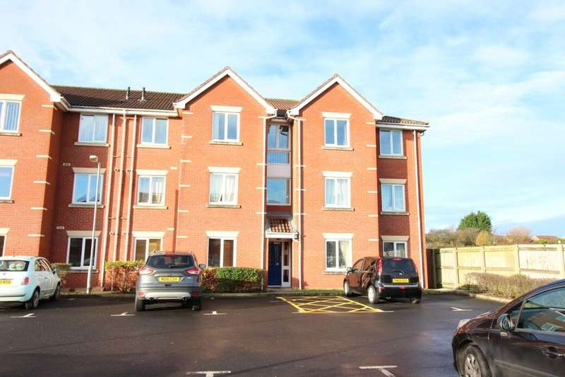 2 Bedrooms Flat for sale in Pear Tree Place, Farnworth, Bolton, BL4