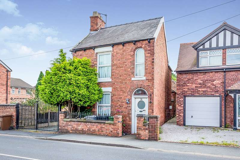 2 Bedrooms Detached House for sale in Nantwich Road, Middlewich, Cheshire, CW10
