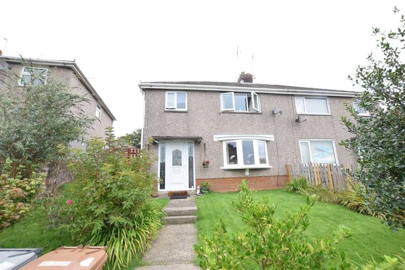 3 Bedrooms Semi Detached House for sale in Tree Tops Avenue, Blackwood