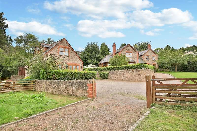 5 Bedrooms Detached House for sale in Mitchel Troy Common, Monmouth