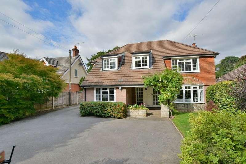 4 Bedrooms Detached House for sale in Pinehurst Road, West Moors, Dorset, BH22 0AH