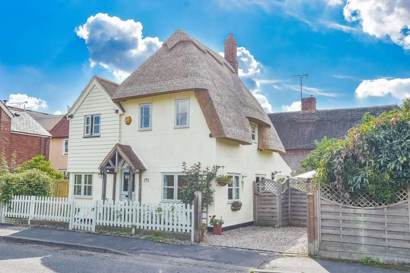 3 Bedrooms Detached House for sale in Wethersfield Road, Finchingfield, Braintree
