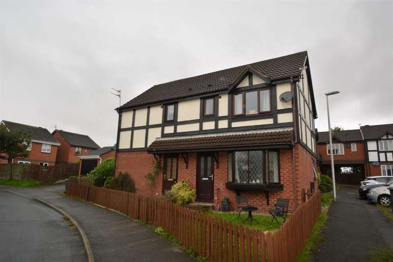 2 Bedrooms End Of Terrace House for sale in Greenfinch Court, Blackpool, FY3 8FG