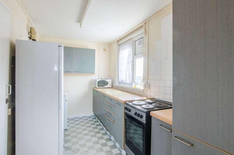 1 Bedroom Flat for sale in Abinger Grove, Deptford, SE8