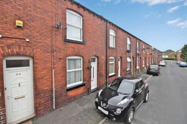 2 Bedrooms Terraced House for sale in Tetlow Street, Manchester, Greater Manchester, M40 1WZ