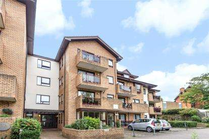 2 Bedrooms Retirement Property for sale in Challoner Court, 224 Bromley Road, Bromley