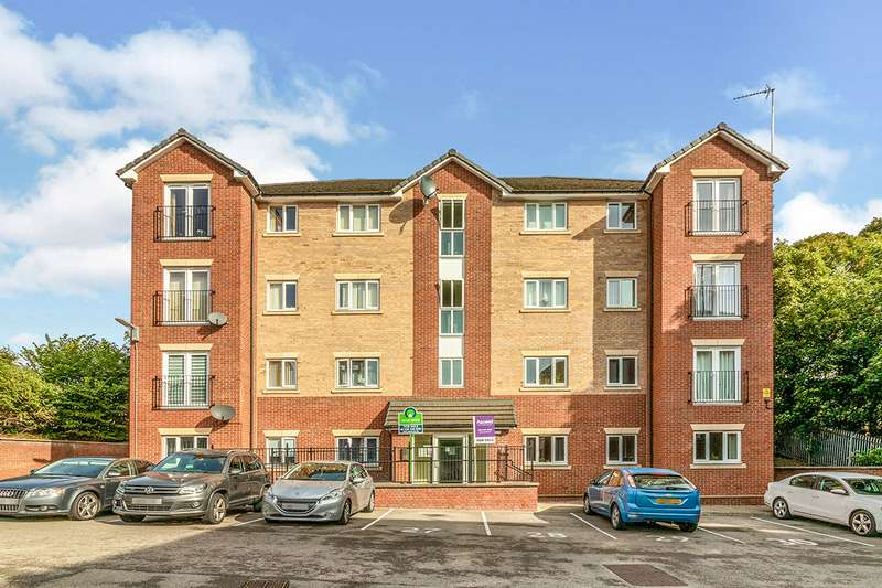 2 Bedrooms Flat for sale in Oakwell Vale, Barnsley, S71