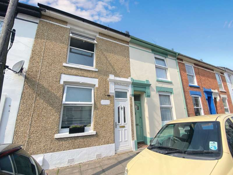2 Bedrooms House for sale in Priory Road, Southsea, Hampshire, PO4