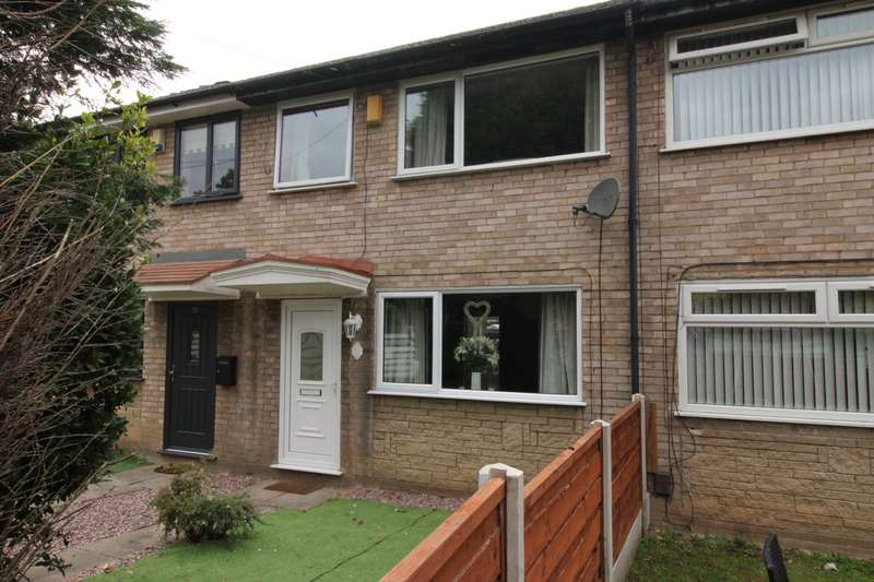 3 Bedrooms House for sale in Howden Close, Stockport, Greater Manchester, SK5