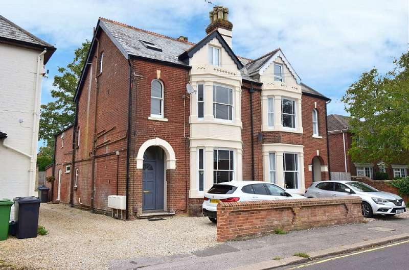 1 Bedroom Flat for sale in Cromwell Road, Basingstoke, Hampshire, RG21