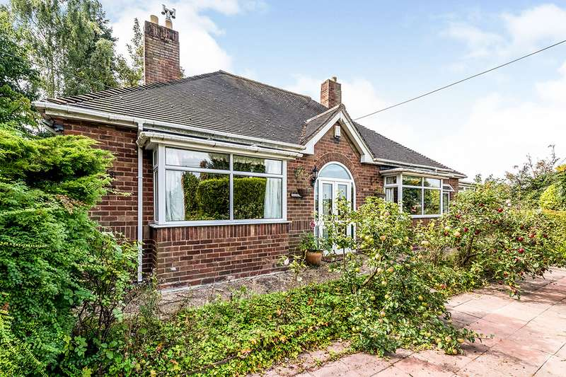 3 Bedrooms Detached Bungalow for sale in Park Lane, Old Park, Telford, TF3