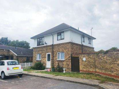 2 Bedrooms Maisonette Flat for sale in Basildon, Essex, United Kingdom