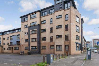 2 Bedrooms Flat for sale in Beith Street, Partick