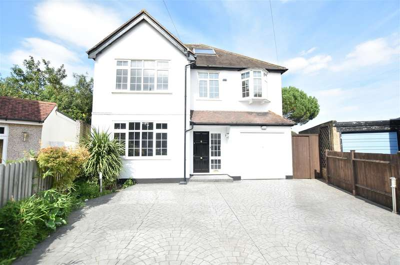 5 Bedrooms Detached House for sale in Oaklands Avenue, Osterley
