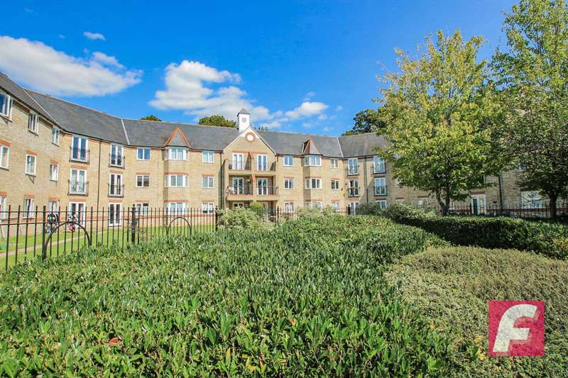 2 Bedrooms Apartment Flat for sale in Norbury Avenue, Watford, WD24