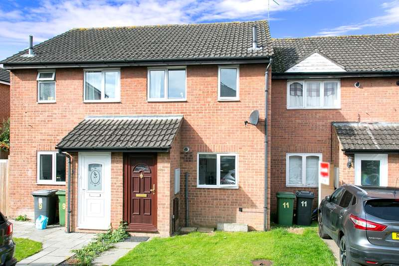 2 Bedrooms Terraced House for sale in Brookvale Close, Basingstoke, RG21