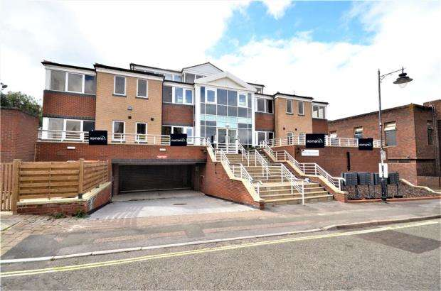 1 Bedroom Apartment Flat for sale in Park View Court, Victoria Street, Basingstoke