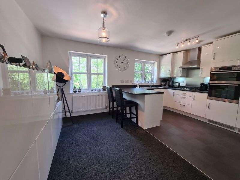 4 Bedrooms Property for sale in Mallside Close, Lancaster