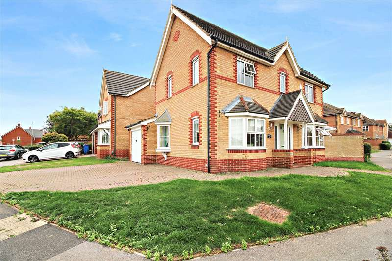 4 Bedrooms Detached House for sale in Littlefield Road, Rainham, Kent, ME8