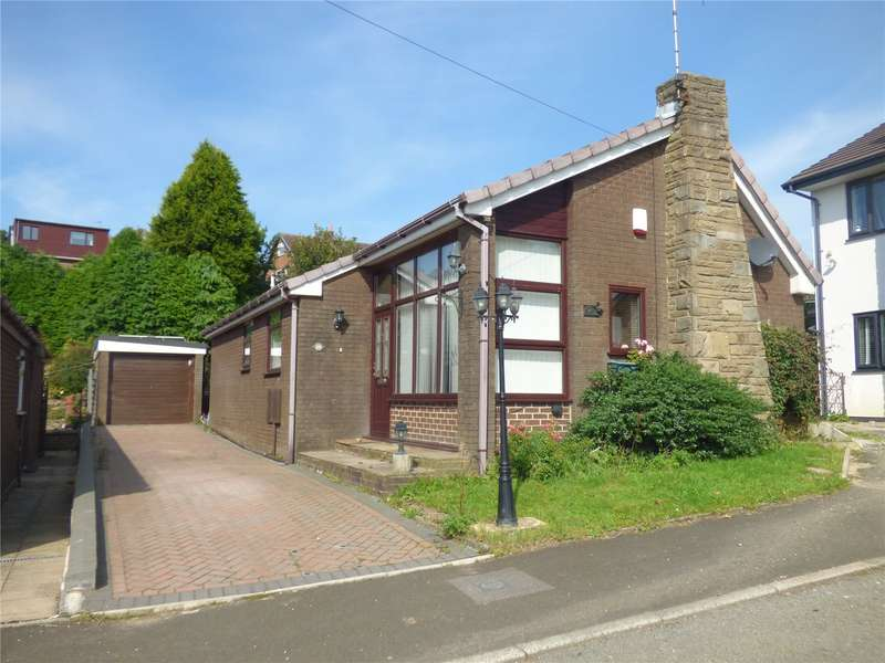 2 Bedrooms Detached Bungalow for sale in Thorpe Close, Austerlands, Saddleworth, OL4