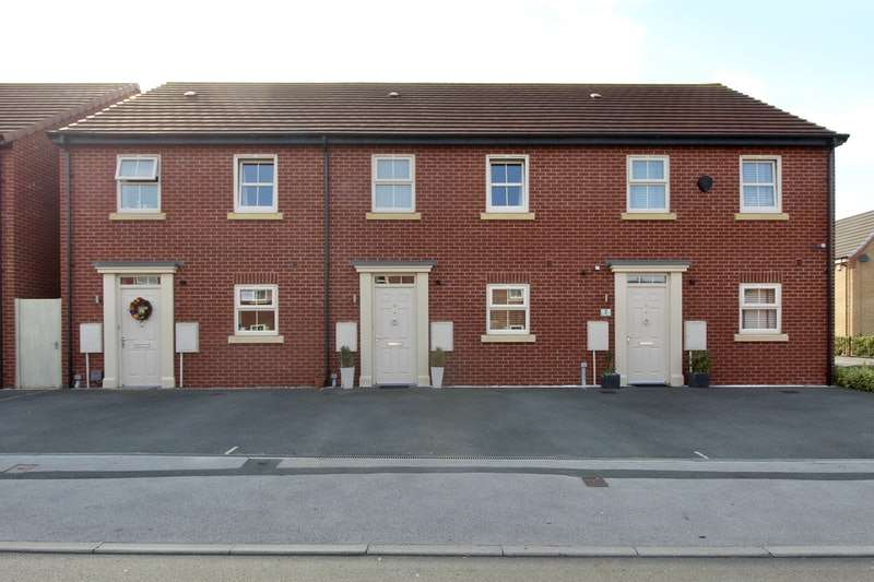 3 Bedrooms Terraced House for sale in Dorward Avenue, Rotherham, South Yorkshire, S63