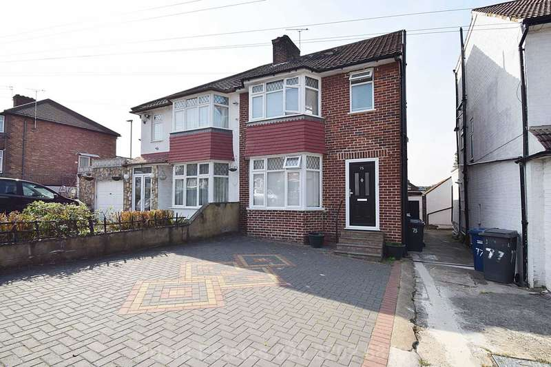 3 Bedrooms Duplex Flat for rent in Sheaveshill Avenue, Colindale