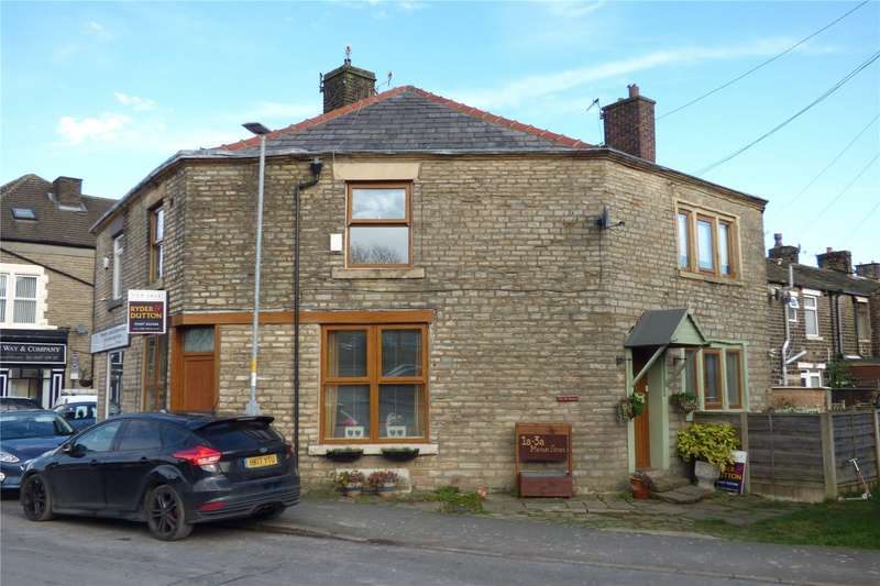 3 Bedrooms End Of Terrace House for sale in Market Street, Mossley, OL5