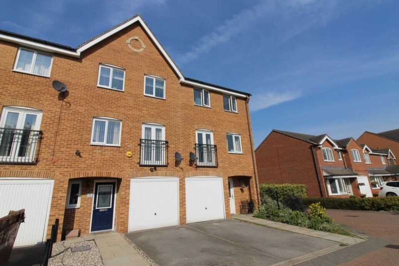 4 Bedrooms Property for sale in Teal Close, Wombwell, Barnsley, S73
