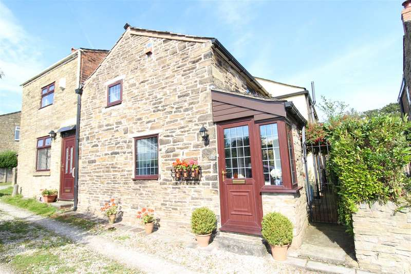 2 Bedrooms Semi Detached House for sale in Greenslate Court, Billinge, Wigan