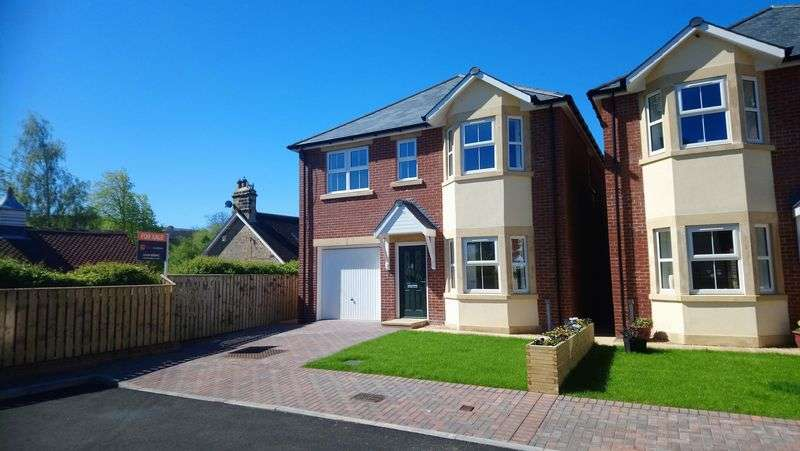 4 Bedrooms Property for sale in South Gables, Haydon Bridge